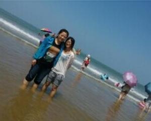 员工旅游-海边风景